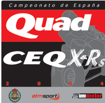 Campeonato Quad y Trial. A Design, Art Direction, and Graphic Design project by Rosalina Carrera Amoedo         - 24.01.2017