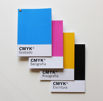 Fanzine colectivo CMYK. A Design Management, Editorial Design, and Screen-printing project by Ora Labora Studio          - 27.01.2017