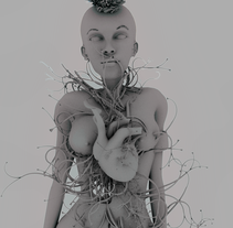 3D/Organic. A Design, 3D, and Character Design project by Fabiola R.         - 01.02.2017