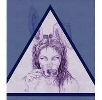 Diamond Tea Ilustración. Um projeto de Ilustração, Artes plásticas e Design gráfico de Laia Baldevey         - 09.02.2017