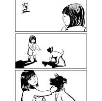 Unlovely Stories #1 (2 páginas). Un proyecto de Ilustración y Comic de Verónica G. Lagos         - 11.02.2017