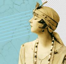Collages Redes Sociales, cabeceras para Singular Graphic Design. Un proyecto de Bellas Artes, Diseño gráfico y Collage de Laura Singular - 14-02-2017