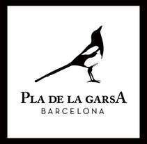 PLA DE LA GARSA: Logotip. Un proyecto de Br, ing e Identidad y Diseño gráfico de Hèctor Salvany Peyrí         - 14.09.2015