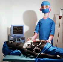 Cuidados intensivos - Solo Show. Un proyecto de Escultura de Piti Piti - 16-02-2017
