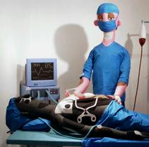 Cuidados intensivos - Solo Show. Um projeto de Escultura de Piti Piti         - 16.02.2017