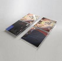 A la Rola - CD. Un proyecto de Diseño, Dirección de arte, Diseño gráfico, Packaging y Diseño de producto de Ana Rosa González Blanco - 20-02-2015