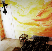 Pintura atmosférica. A Interior Design, and Painting project by David Kims         - 12.05.2015