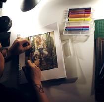 Mi Proyecto del curso: Dibujo para principiantes nivel -1. Un proyecto de Bellas Artes de Johans Rios Vanegas - 26-02-2017