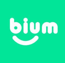 Bium. A Design, Art Direction, Br, ing, Identit, Web Design, and Web Development project by Montenegro Creative Studio          - 01.03.2017