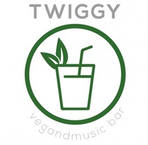 Rediseño identidad TWIGGY VEGAN MUSIC BAR. A Photograph, Br, ing, Identit, Graphic Design, and Web Design project by Beatriz Perales Fernández de Gamboa         - 03.03.2017