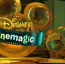 Disney Cinemagic 2011. Un proyecto de Publicidad, 3D y Animación de Alex Mateo         - 08.03.2017