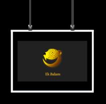 Ek Balam. A Design, Illustration, Character Design, Marketing, Product Design, Comic, and Street Art project by Edgar Andrade Chávez         - 01.03.2017