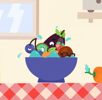Discovery Kids Cocinaccion. A Motion Graphics, and Animation project by HippieHouse Studio         - 22.03.2017