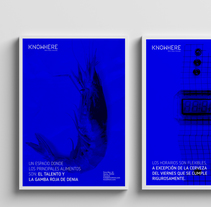 Knowhere. Proyecto 360º.. A Br, ing, Identit, Interior Architecture, Interior Design, and Naming project by Wanna One         - 28.03.2017