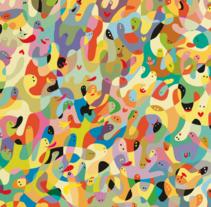 El rey del mero frito_El Niño Nada. Un proyecto de Diseño, Ilustración, Diseño editorial, Escritura y Comic de Víctor Escandell - 30-03-2017