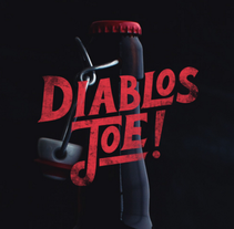 Diablos Joe!. A Design, Illustration, Br, ing, Identit, Graphic Design, Packaging, and Product Design project by swing estudio  - 12-01-2015