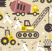 EL MUNDO. Portada Su Vivienda. Un proyecto de Ilustración, Diseño editorial y Diseño gráfico de Del Hambre  - 06-04-2017