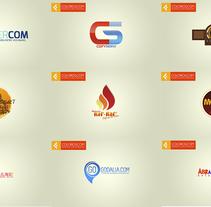Logotipos. A Br, ing&Identit project by Colorios Publicidad - 05-02-2014