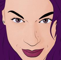 Line Art. Un proyecto de Ilustración y Diseño gráfico de Elia Pérez de Miguel - 11-12-2010
