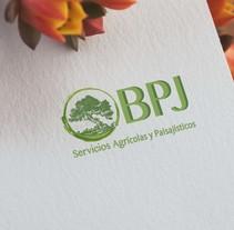 Diseño de logotipo y Web para empresa de Jardinería. A Graphic Design project by Carlos Gata Cabello         - 03.05.2017