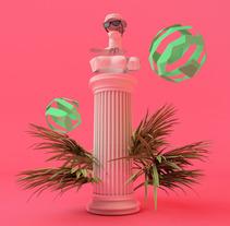 Mi render de imagen publicitaria. A Motion Graphics, and 3D project by bebes_crew123 - 10-05-2017