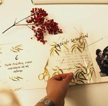 DISEÑO EDITORIAL. Un proyecto de Diseño, Dirección de arte, Diseño editorial, Moda y Diseño gráfico de Gemma Ramírez - 14-05-2017