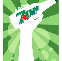 7up Spot. A Advertising, and Graphic Design project by Guillermo Gutiérrez         - 20.06.2014