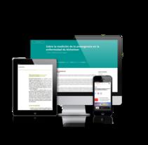 Neurologia.com -edirotial. A UI / UX, and Web Design project by Aleksandra Pronina         - 28.05.2016
