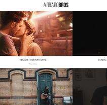 Website Álvaro Bros. Un proyecto de Desarrollo Web de Jesus Cabello Gonzalez         - 07.06.2015