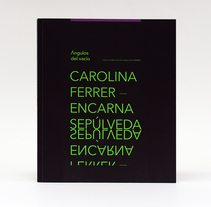 Ángulos del vacío. A Design, Editorial Design, and Graphic Design project by el bandolero Lacabra          - 20.11.2016