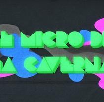 El Micro de la Caverna. Um projeto de Música e Áudio, Cinema, Vídeo e TV e Cinema de Jonathan Martín López - 20-06-2017