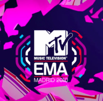 MTV EMA 2010. A 3D, Animation, and Character animation project by Hugo García         - 08.11.2010