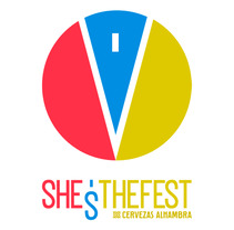 She'sTheFest-Cervezas Alhambra. A Design project by Bárbara Ribes Giner         - 12.07.2017