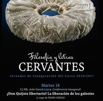 Universidad de Granada posters. A Editorial Design project by PERRORARO  - 15-07-2016
