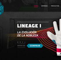 Diseño Onepage Responsive y Woocommerce para SG Keeper. Un proyecto de Diseño Web de Sebastian Sosa Dumé         - 26.05.2017