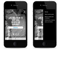 Idea creativa y diseño para un nuevo concepto de web de casas rurales. A Advertising, and Graphic Design project by tatimark         - 03.08.2017