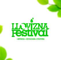 LloviznaFestival . A Graphic Design project by Gustavo Chourio         - 06.08.2017