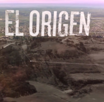 EL ORIGEN (TVtrailer). A Music, Audio, Motion Graphics, Film, Video, TV, Animation, Architecture, Education, Events, Post-Production, Video, TV, and Production project by Nacho Echeberría         - 04.09.2017