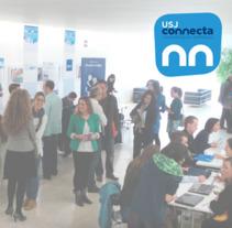 Evento II USJ Connecta. Un proyecto de Eventos de Carolina Moya Comin         - 14.03.2014