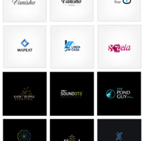 My Collection of Logos 1. A Design, Br, ing, Identit, and Graphic Design project by Raul C.         - 30.09.2017
