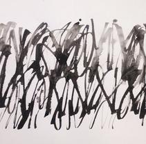 Mi experiencia con tiralíneas. A Calligraph project by Dolores Maiz Casas - 05-10-2017