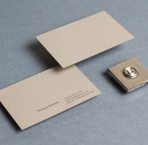 Monograma & tarjetas para PB. A Br, ing, Identit, and Graphic Design project by Yeray Vega Fernandez de Labastida         - 13.10.2015