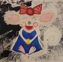 Mi Proyecto del curso: Introducción a la ilustración infantil. A Illustration project by Mireia  - 15-10-2017