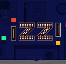 Izzi logo. Un proyecto de Ilustración vectorial de juan manuel garcia - 16-10-2017
