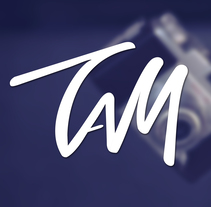 Logo Tam . A Br, ing, Identit, and Graphic Design project by Sonia Vidal Garcia - 15-06-2017