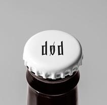Mi Proyecto del curso: Branding y Packaging para una Cerveza Artesanal. Um projeto de Design gráfico, Packaging e Design de produtos de David López Martínez         - 20.10.2017