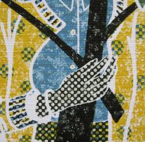 Mi Proyecto del curso: Ilustración original de tu puño y tableta - La incógnita. Um projeto de Design, Ilustração, Design de personagens, Design de vestuário e Artes plásticas de Claudia  Silva - 02-03-2016