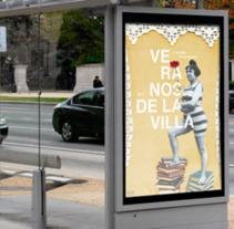 Cartel Veranos de la Villa 2016. A Collage project by Helena Becerril         - 01.01.2016