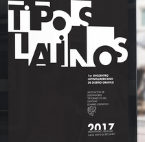 TIPOS LATINOS. A T, and pograph project by Manu Guastavino         - 24.10.2017