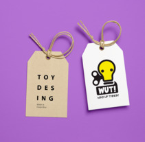Wut Branding. A Br, ing&Identit project by Michelle Moreno - 13-06-2014